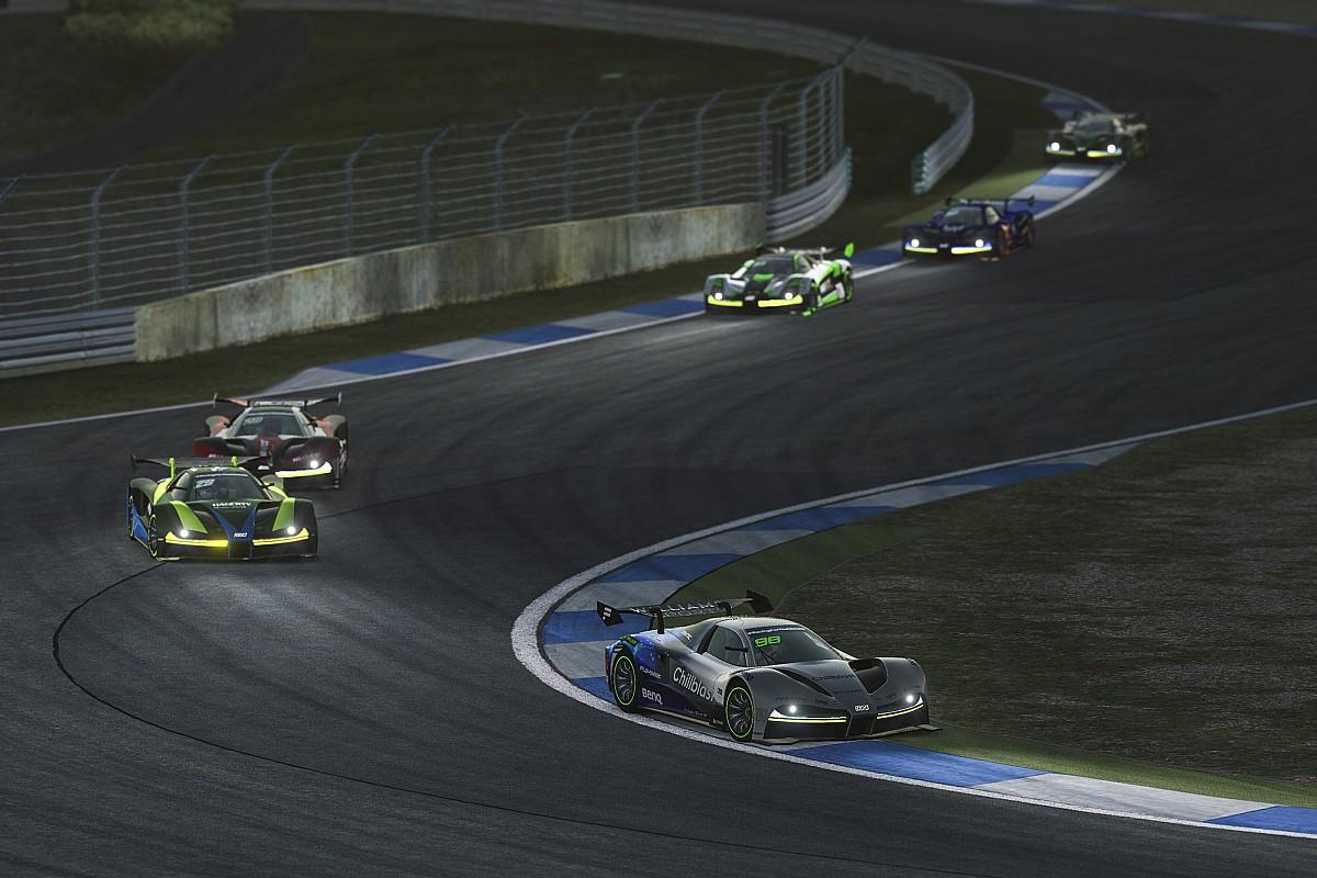 Primera victoria mundial eX para Williams Esports