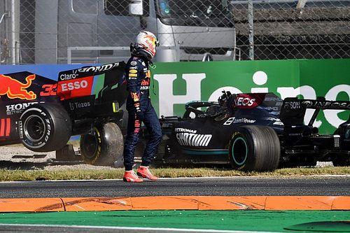 "Hamilton ""surprised"" Verstappen didn't check on him after Monza F1 crash"