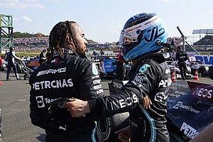 """F1 - Bottas diz que tem apoio de Hamilton para permanecer na Mercedes: """"Quer que eu fique"""""""