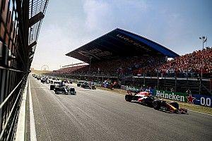 Ricciardo explains what happened with Zandvoort start drama