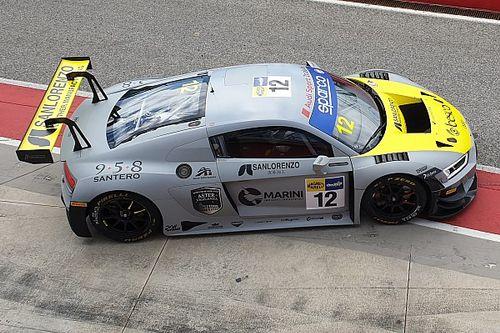 GT Sprint, Imola, Libere 1: Audi in vetta con Ferrari-Agostini