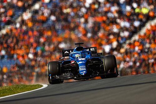 Así fue la clasificación del GP de Países Bajos de F1