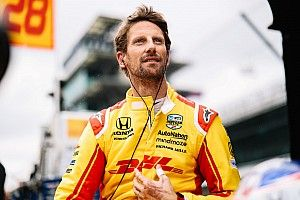"""Grosjean: """"Fue fácil pasar las fases, pero tengo mucho que aprender"""""""