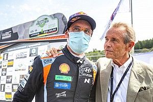 Neuville reveals support from Jacky Ickx for Ypres WRC win