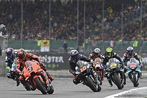 Silverstone Lebih Cocok Gelar MotoGP daripada Donington Park