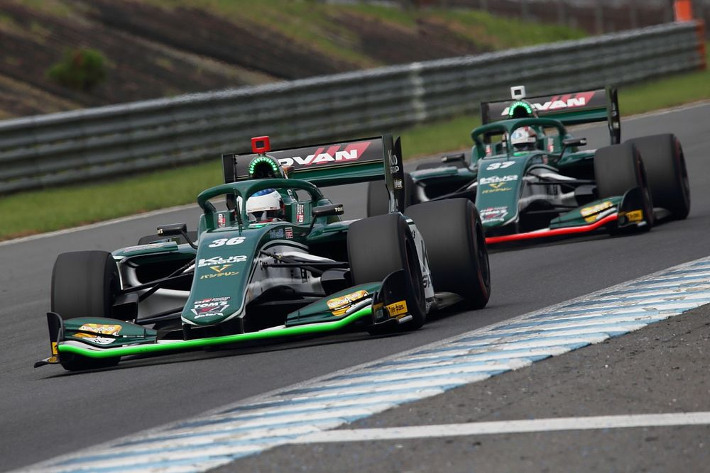 Alesi looks back on toughest Super Formula race so far