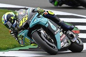 Ban Michelin Musuh Utama Valentino Rossi