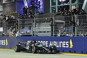 Singapore GP: Best of team radio