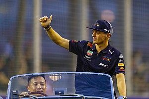"""Max Verstappen élu """"Pilote du Jour"""" du GP de Singapour 2018"""