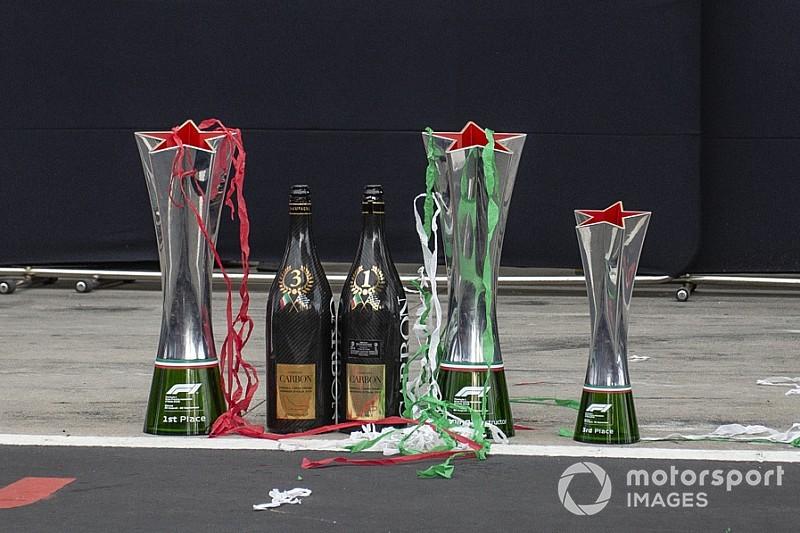 GALERÍA: los 21 podios de la temporada 2018 de F1