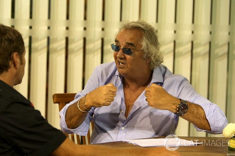 Briatore: Warum er sich mit Ron Dennis nicht verstand
