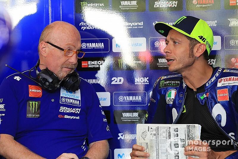 Rossi : Du positif à retenir du test, mais Yamaha a besoin de temps