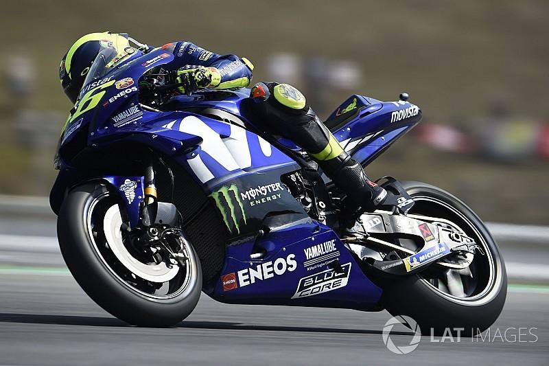 """Rossi: """"Es una pena que yo esté en tan buena forma y la moto no"""""""