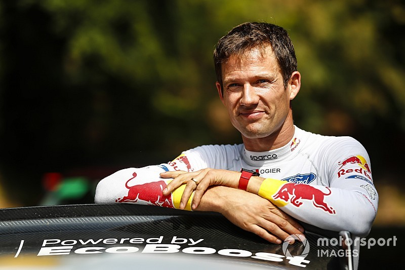 Citroen confirms Ogier's return for 2019 WRC