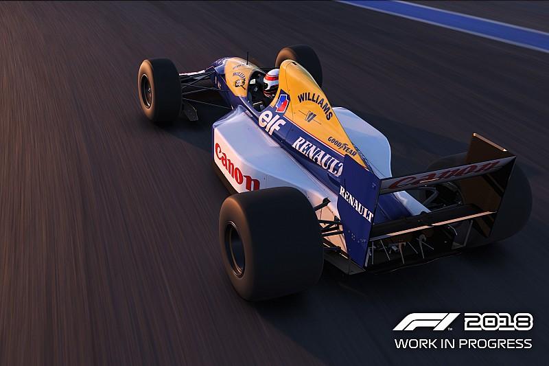 Игра F1 2018: новые скриншоты