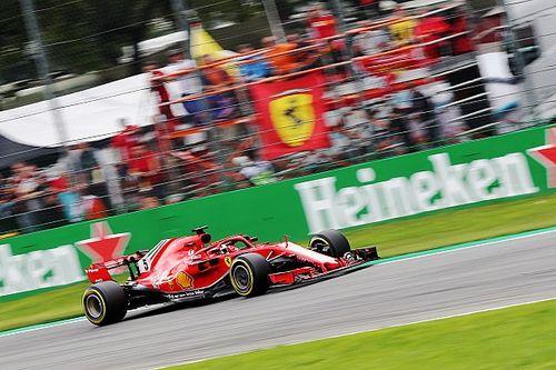Videón Vettel drámája és felzárkózása az Olasz Nagydíjról