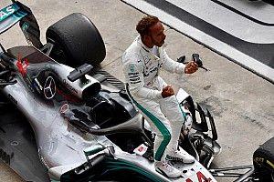 """Nervenstarker Hamilton: """"Druck war noch nie so groß"""""""