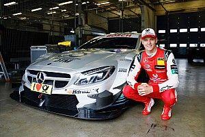 GALERÍA: Mick Schumacher en el coche DTM