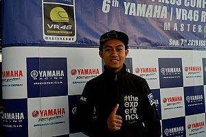 M Faerozi terpilih ikuti Yamaha VR46 Master Camp