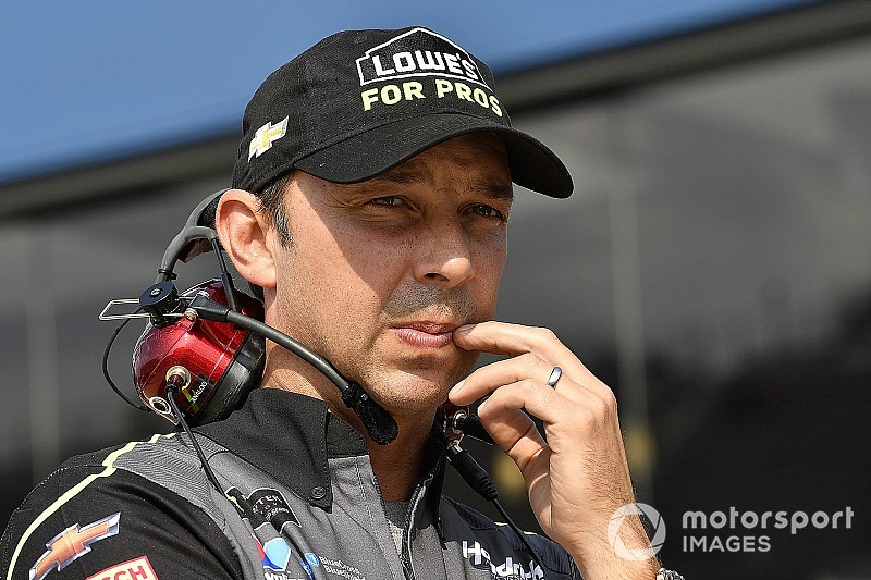 """Chad Knaus: """"I can't change who I am"""" working with William Byron"""