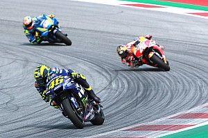 """Rossi: """"Las Ducati me van a alcanzar, pero en otras pistas sufriremos menos"""""""