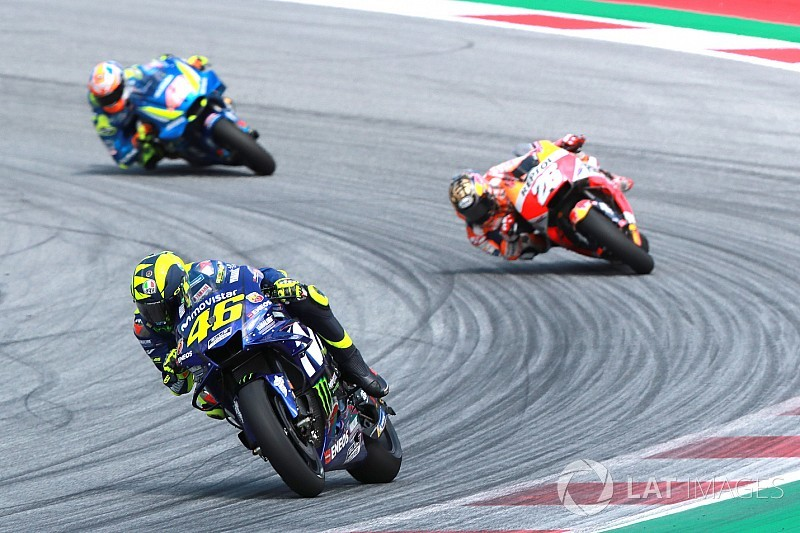 "Rossi: Fourth in the points now the ""realistic"" aim"
