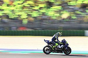 Rossi a compris en un demi-tour qu'il ne serait pas compétitif
