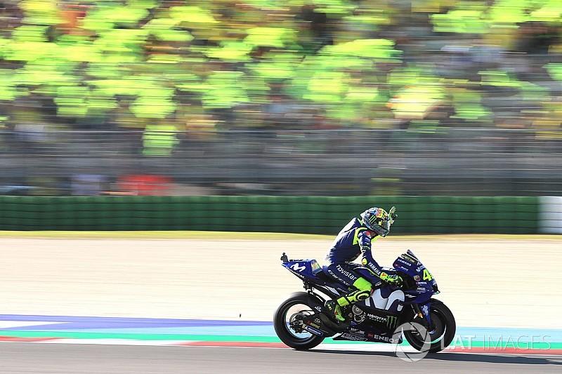 """Rossi: """"Es milagroso que sea tercero en el campeonato"""""""