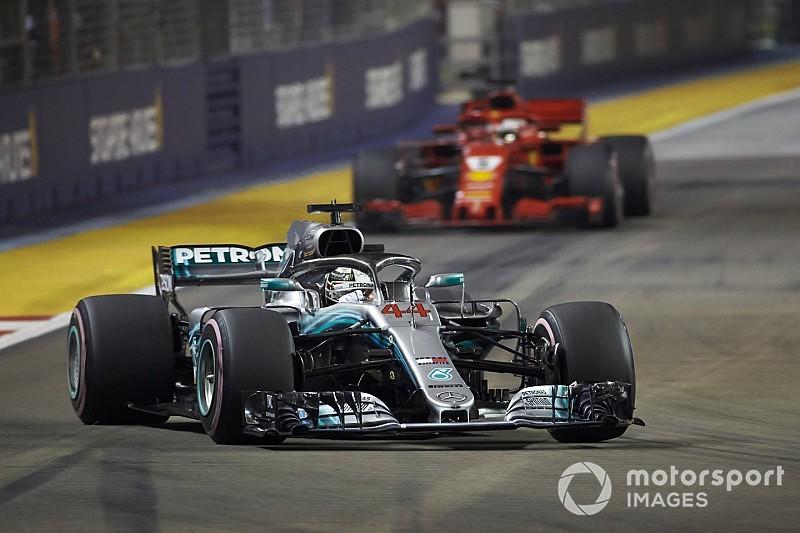 Mercedes destaca melhora de rendimento em pistas lentas