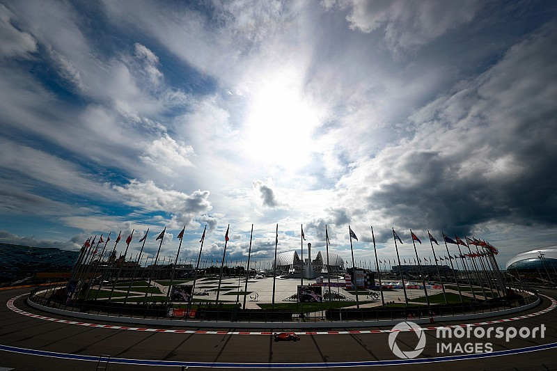 Photos - Vendredi au GP de Russie