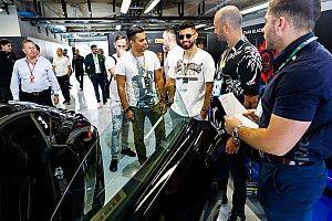 Így gyakorol Sergio Agüero az F1 2019-ben: videó