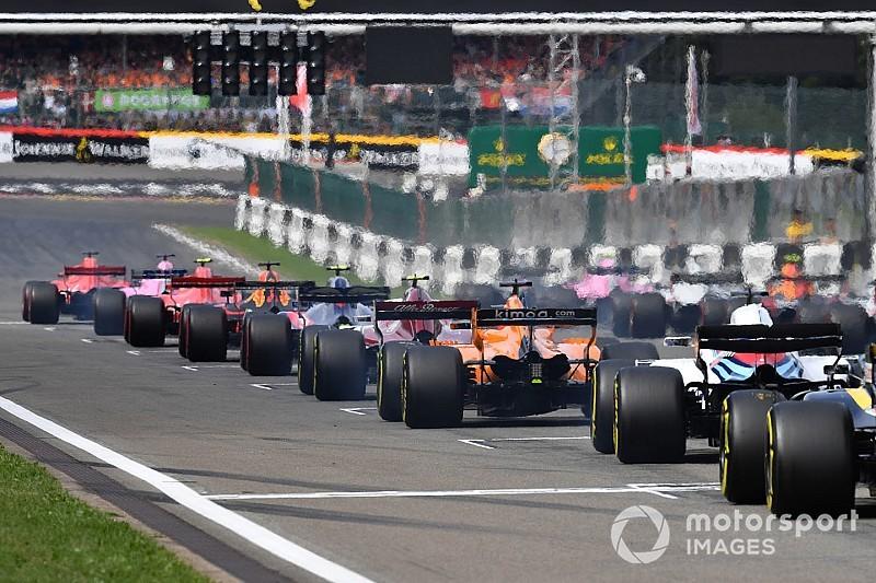 VÍDEO: Top 10 do GP da Bélgica 2018
