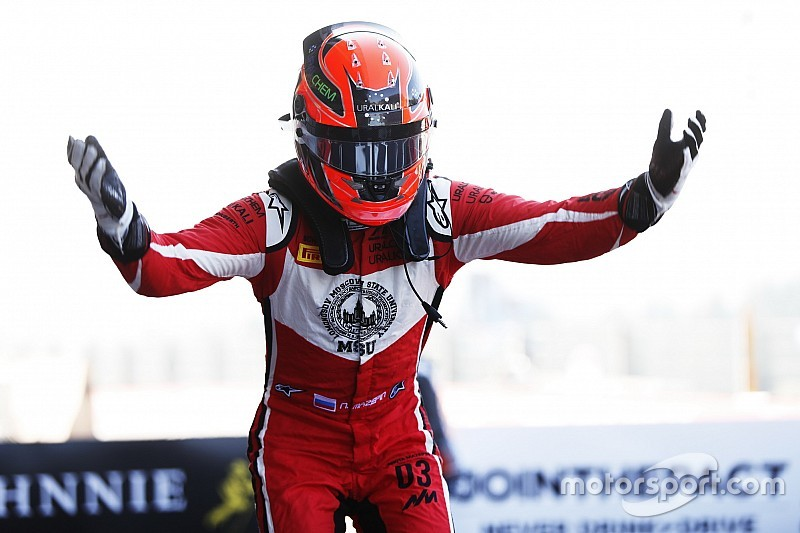 F2-nieuwkomer Mazepin mag testen in Formule 1-bolide Mercedes