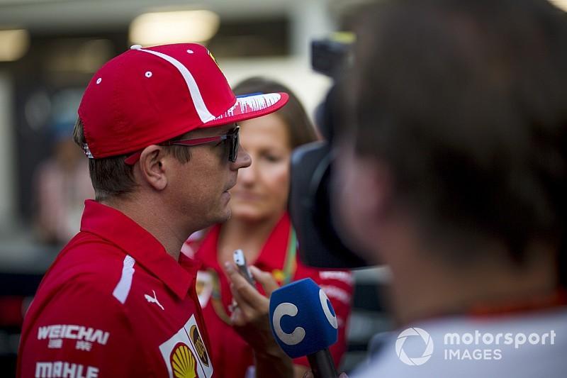 Ferrari: Räikkönen olyan dühös volt Monzában, hogy megszerezte a pole-t