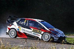 Germania, PS10: Toyota incanta ancora, questa volta con Lappi. Sordo e Latvala a un passo dal podio