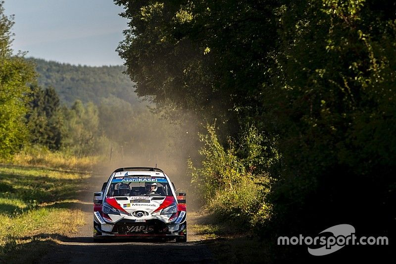 How Toyota plans to dominate the 2019 WRC season