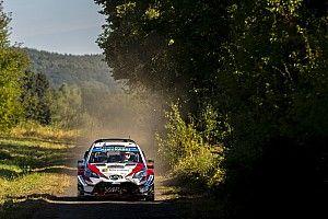 WRC Rallye Deutschland: Ott Tänak führt Dreikampf an