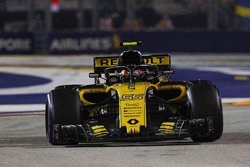 Sainz y Hulkenberg, los más agresivos en la elección de neumáticos para Sochi