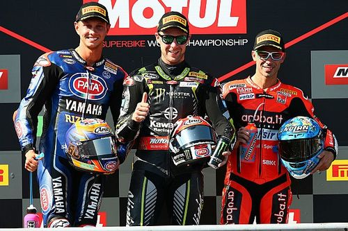 Portimao WSBK: Rea closes on title with sixth successive win