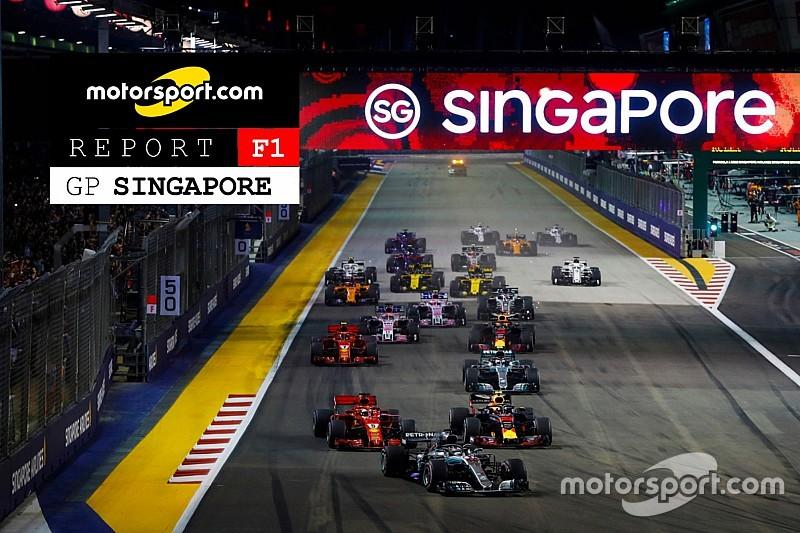 Motorsport Report: ecco perché la Ferrari non è stata competitiva a Singapore