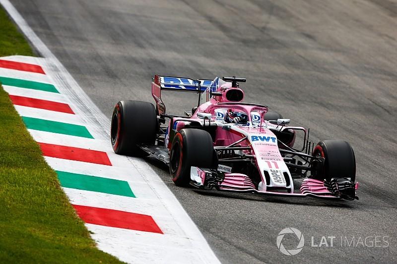 """Pérez: """"Quiero que terminemos cuartos en el campeonato de constructores"""""""