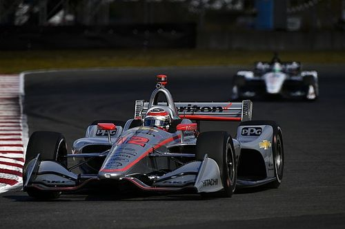 Portland IndyCar: Power leads Andretti in second practice