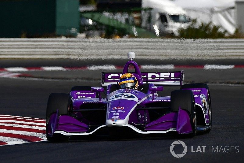 """Coyne on Ferrucci: """"Haas didn't throw him into the weeds, nor will we"""""""