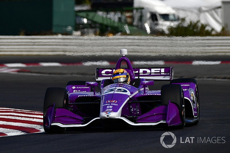 "Coyne on Ferrucci: ""Haas didn't throw him into the weeds, nor will we"""