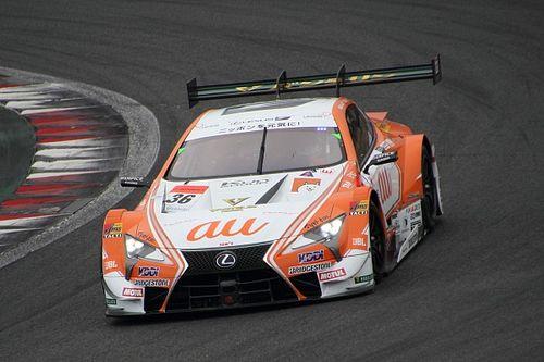 Super GT Fuji 500 Mil: Lexus dua teratas, Honda ungguli Nissan