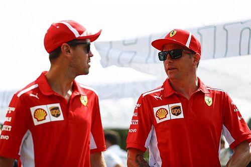 """Raikkonen: """"Annunci a Monza? Non lo so, dovete parlare con il team"""""""