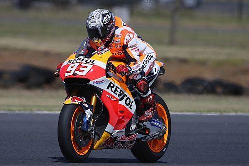 Tes MotoGP Phillip Island: Marquez kuasai hari terakhir
