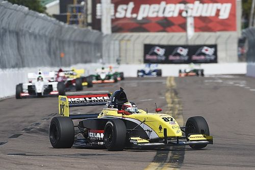 Telitz strikes back with race two victory at St Pete
