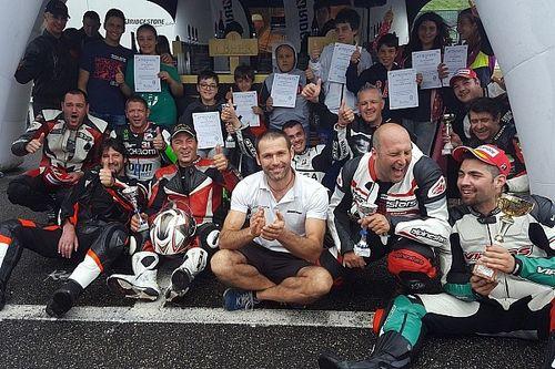DIDI Bridgestone Cup: Barbero e Quintana vincono a Vallelunga
