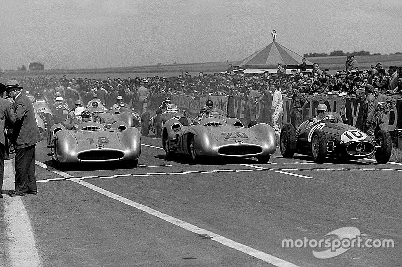 Galeri: Evolusi mobil Formula 1 sejak 1950